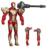 Marvel Iron Man 3 Avengers Initiative Assemblers Interchangeable Armor System Iron Man Mark 42 Figure