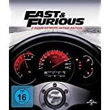 Fast & Furious - 7-Movie Digibook Collection - Limited Edition