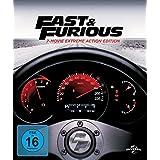 Fast & Furious 1-7 + neue Bonus-Disc - Blu-ray