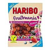 Haribo Fruitmania Berry Fruchtgummi vegetarisch 6 x 175g