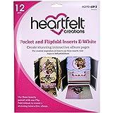 Heartfelt Creations Tasche und flip-fold fügt, mehrfarbig, 31.59X 31.19X 0,05cm