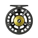Redington 2280 7-8 Wt. Reel, Black/Lime Review and Comparison
