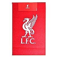 Liverpool Football Club Crest Rug from TU Football Souvenirs