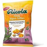 RICOLA m.Z.Beutel Honig Alpen Salbei Bonbons 75 g Bonbons preisvergleich bei billige-tabletten.eu