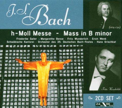Johann Sebastian Bach: h-Moll Messe - Mass in B minor