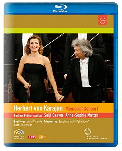 Karajan Memorial Concert [Blu-ray] [(+booklet)] [Import...