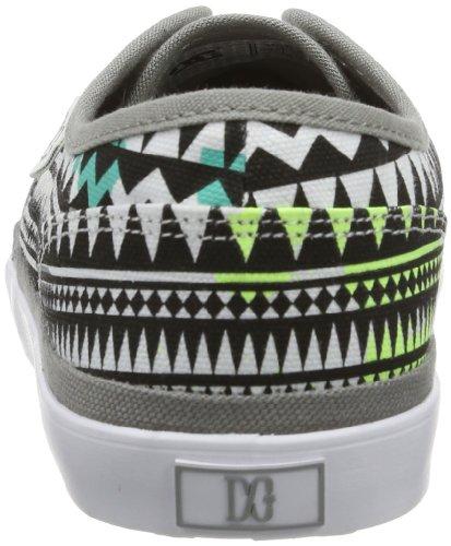 Dc - Studio Ltz Se J Shoe Pew, Scarpe Basse da donna Multicolore (Mehrfarbig (PEWTER)