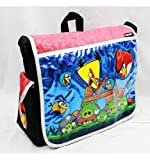 Best Angry Birds Angry Birds Messenger Bags - Messenger Bag - Angry Birds - (Red) New Review
