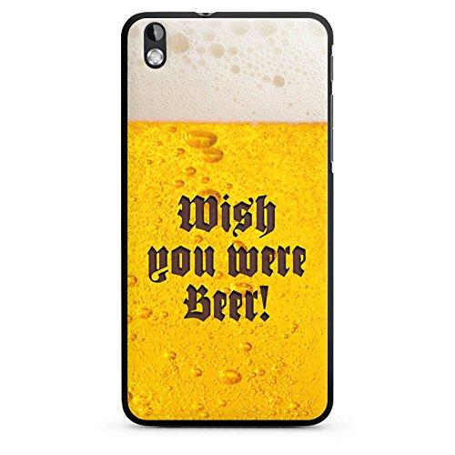 HTC Desire 816G Hülle Case Handyhülle Bier Oktoberfest Statement