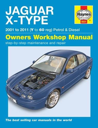 Jaguar X-Type Service And Repair Manual - Type Of Service