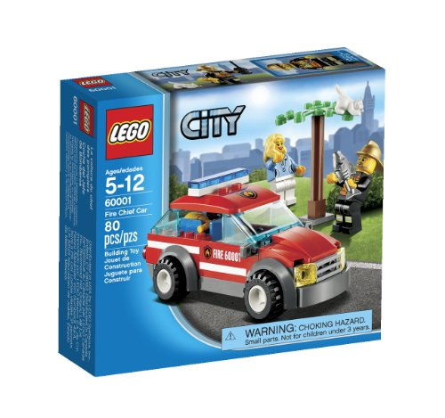 e Chief Car by LEGO (English Manual) ()