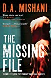 The Missing File: An Inspector Avraham Avraham Novel (Inspector Avraham Avraham 1)