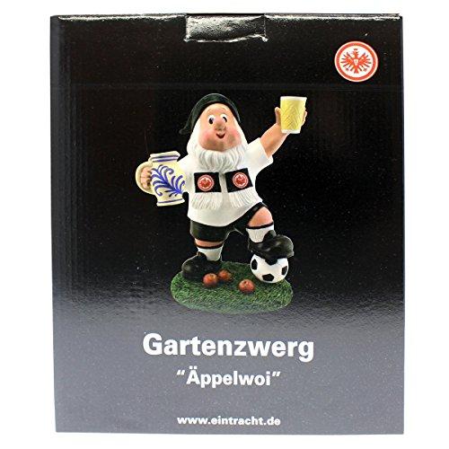 Eintracht Frankfurt Gartenzwerg 'Appelwoi' - 4