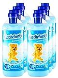 6er Vorteilspack Kuschelweich Weichspüler Sommerwind 6000 ml für 168 Anwendungen