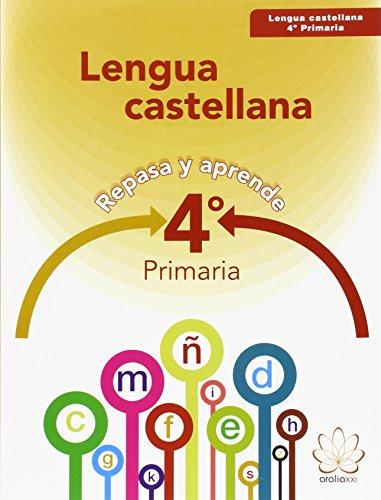 REPASA Y APRENDE. LENGUA 4º PRIMARIA - 9788415121800