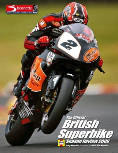 The Official British Superbike Season Review 2006