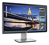 "Dell P2416D - Monitor LED de 24"" (2560 x 1440p, 60 Hz, DisplayPort, HDMI), color negro y plateado"