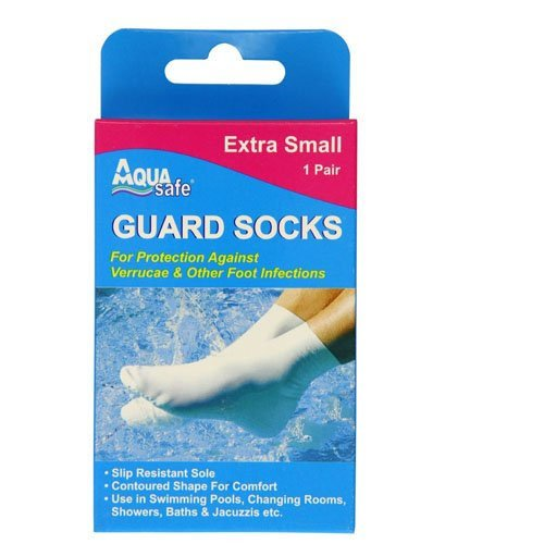 Aqua Rapid Guardsocks 9-12 Taille XS