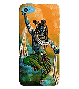 Vizagbeats lord shiva Back Case Cover for Apple iPhone 6