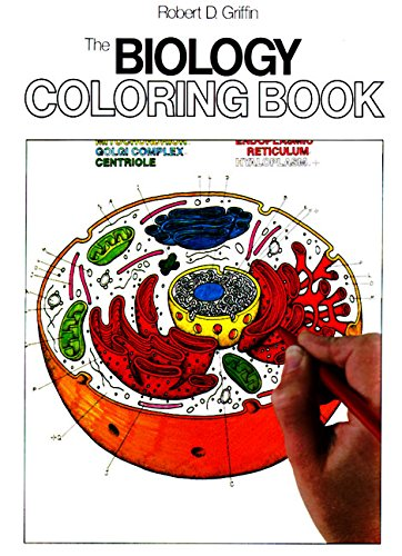 Biology Coloring Book (HarperCollins Coloring Books (Not Childrens))