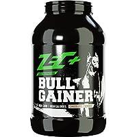 ZEC+ Bullgainer Protein-Pulver für Muskelaufbau & Masseaufbau, Weight-Gainer Eiweiß Supplement mit Proteinen & Kohlenhydrathen, idealer Protein Shake für mehr Masse, Geschmack Schoko 3500 g