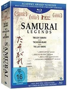 Samurai Legends [Blu-ray]