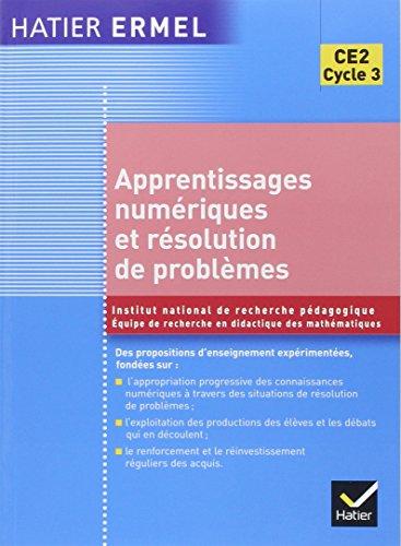 Apprentissages numériques et résolution de problèmes CE2