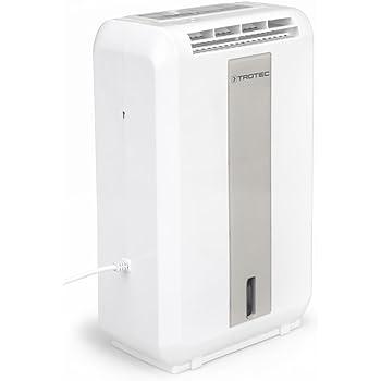 TROTEC TTR 55 E Luftentfeuchter (8,7 L/Tag) für ungeheizte Räume unter 13°C