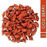 Sorich Organics Goji Berries - Unsulphured, Unsweetened and Naturally Dehydrated Fruit - 300