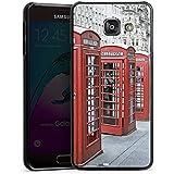 Samsung Galaxy A3 (2016) Housse Étui Protection Coque Cabine téléphonique rouge Angleterre Grande-Bretagne