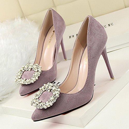zz&Y Fare clic su Fine scarpe con alta scarpe tacco