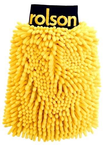 Rolson Mikrofaser-Waschhandschuh