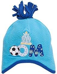 Bonnet Bébé garçon OM - Collection officielle Olympique de Marseille - Puericulture - Football Ligue 1