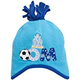 Bonnet Bébé garçon OM - Collection officielle Olympique de Marseille - Puericulture - Football Ligue 1