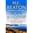 Death of a Gossip (Hamish Macbeth Book 1)