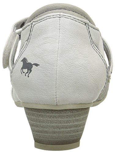 Mustang - 1175204, Scarpe col tacco Donna Blanc Cassé (203 Ice)