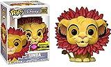 Figure POP Disney The Lion King Simba Flocked Exclusive
