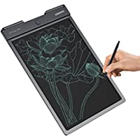 IGERESS Tableta de Escritura LCD de 13 Pulgadas Tablero de Escritura electrónica con una línea de Escritura más Gruesa más Brillante y de Gran tamaño