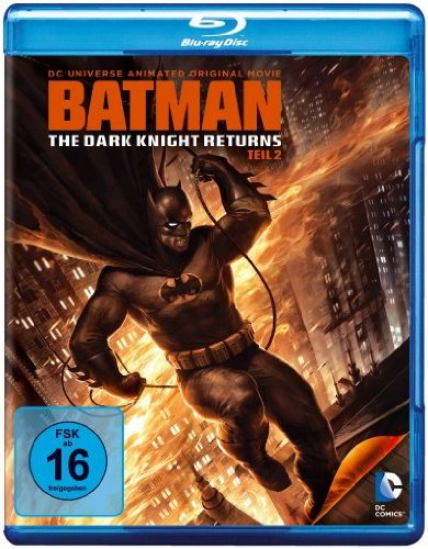 Bild von Batman - The Dark Knight Returns - Teil 2 [Blu-ray]