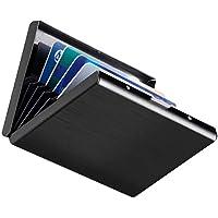 Porta Carte Di Credito Narsam, Rfid Blocco Antifrode Anticlonazione Per Uomo E Donna, Portafoglio Carta Elegante…