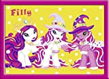 Ravensburger 28277 - Filly World - Malen nach Zahlen, 18 x 24 cm