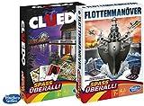 Hasbro-Cluedo Flottenmanöver