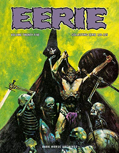 Eerie Archives Volume 25 ()