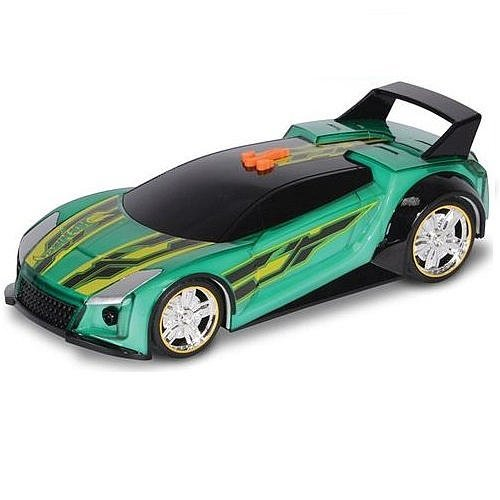 Hot Wheels Hyper Racer with Lights and Sounds - Quick N