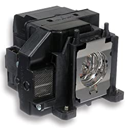 ELPLP67 ELPLP67 Replacement Lamp with Housing for PowerLite 1261W Epson Projectors