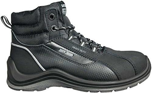Safety Jogger 200767-43 - Zapatillas elevadas S1P, talla 9, color negro