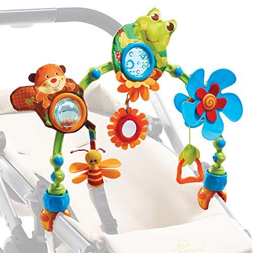Tiny Love My Nature Pals Stroll, Spielbogen für Spaß und Entwicklung Ihres Babys, mehrfarbig