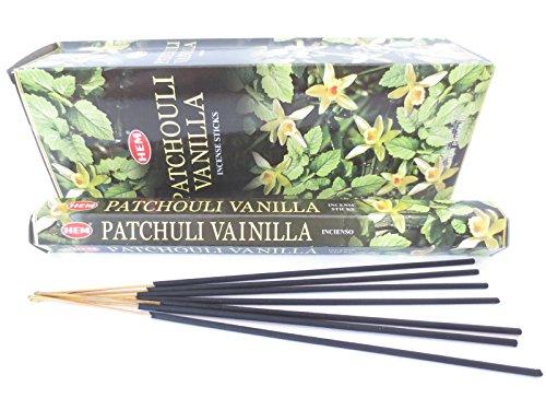 Räucherwerk Räucherstäbchen - Duft: Patchouli Vanilla - RÄUCHERN