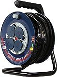 Enrouleur de chantier pro Dhome - H07 RN-F 3G 2,5 mm²...