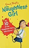 The Naughtiest Girl Set, 10 Books, RRP £49.99 (Naughtiest Girl in the School, Naughtiest Girl Again, Is a Monitor, Here's the Naughtiest Girl, Keeps a Secret, Helps a Friend, Saves the Day, Well Done the Naughtiest Girl, Wants to Win, Marches On